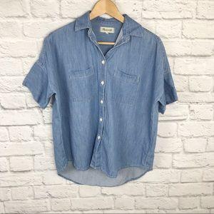 Madewell Denim Shirt ♥️